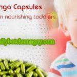 Tác dụng của rau chùm ngây đối với trẻ nhỏ